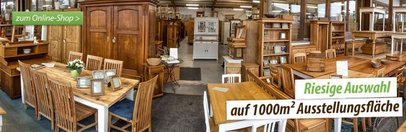 Antike Möbel Auf 1000m² Verkaufsfläche