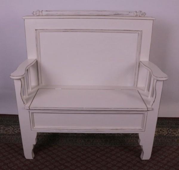 Love-Seat / Bänkchen vintage-Stil. Neuanfertigung