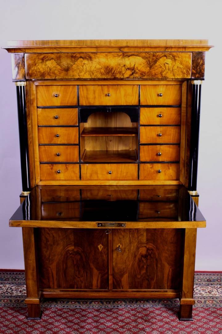 biedermeier nu baum sekret r kohler. Black Bedroom Furniture Sets. Home Design Ideas