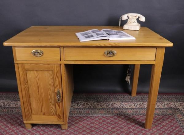 Antiker originaler Schreibtisch aus dem Jugendstil um 1910 gefertigt